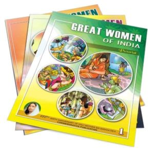 Great Women of India 1-5
