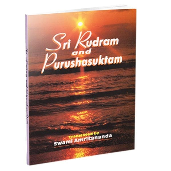 Buy sri rudram and purushasuktam from chennaimath at lowest price hymns and prayers fandeluxe Choice Image